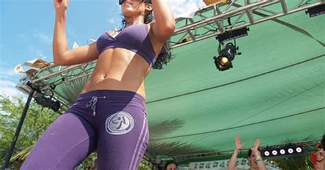 Ditch The Workout Join The Zumba Party   BritEvents