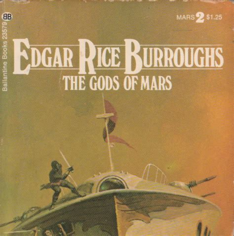 Rogues and Reavers: Gods of Mars by Edgar Rice Burroughs