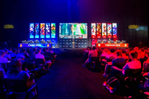 eSports at UCLA: Bruins climb the ranks in League of