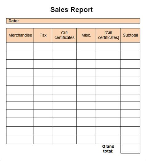 FREE 36+ Report Templates in Google Docs | MS Word | Apple