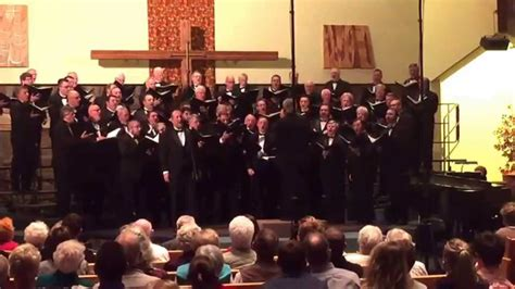 """Minnesota Valley Men's Chorale - """"Nearer, My God, To Thee"""