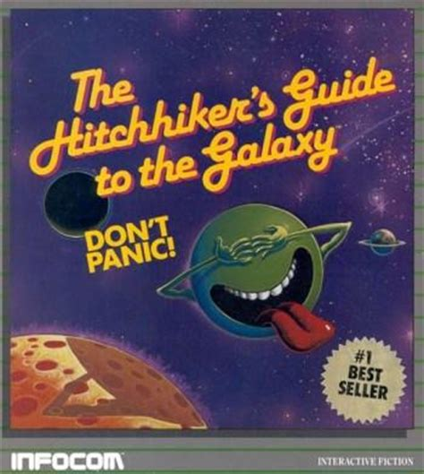 The Hitchhiker's Guide to the Galaxy | Know Your Meme