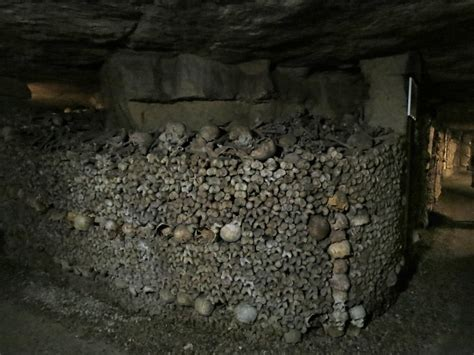 Things to do in Paris – Visit the Catacombs