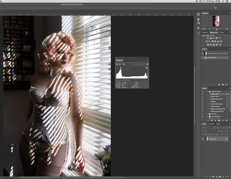 Photoshop tutorial: Vintage photo effects – create a 1940s