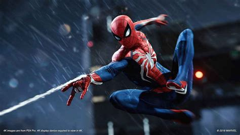 Spider-Man PS4 Villains Unmasked – Is This The Mystery Man?