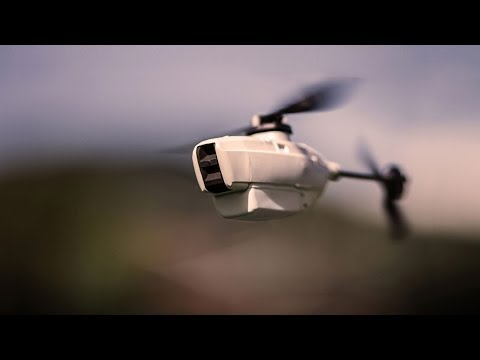 The $40,000 'Bug' Camera Drone Being Tested by the US Military