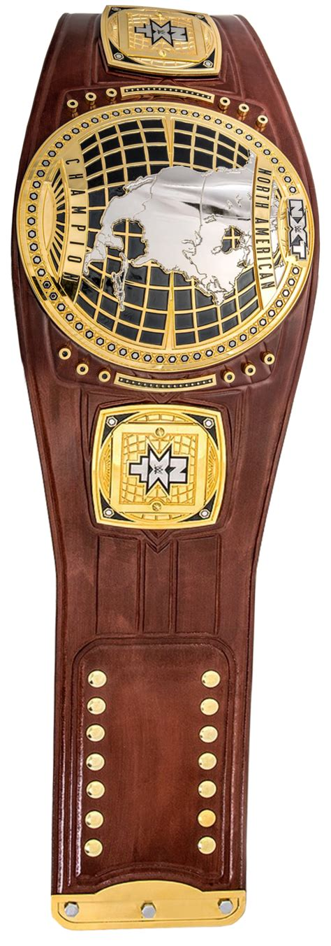 NXT North American Championship [for shoulder] by