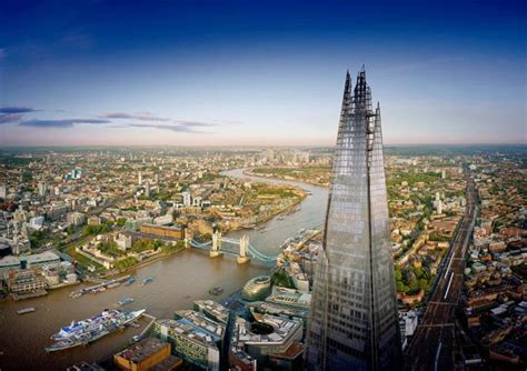 The Spirit of London with The View from the Shard and Free