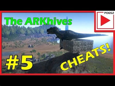 ARK survival evolved: single player    cheats    Consol