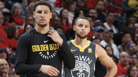 Steph Curry and Klay Thompson Want to Be Warriors for Life
