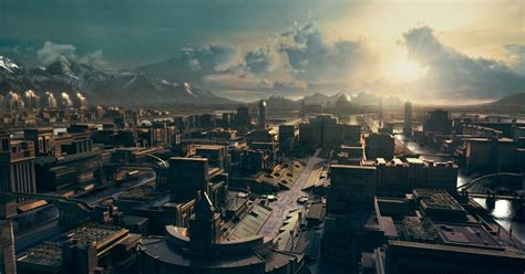What Does Panem Look Like? This Official 'Hunger Games