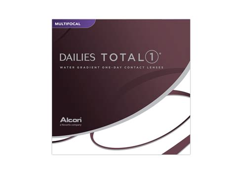 DAILIES Total 1 Multi-Focal - 90 Pack | Discount | LensDirect