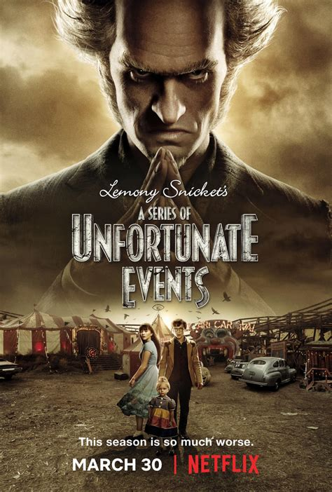 Let's Watch This Netflix's A SERIES OF UNFORTUNATE EVENTS