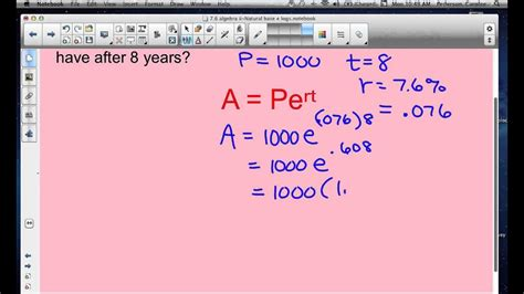 What Does E Mean In Math Equations - Tessshebaylo