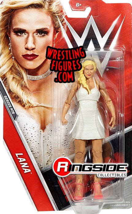 Lana - WWE Series 75 WWE Toy Wrestling Action Figure by