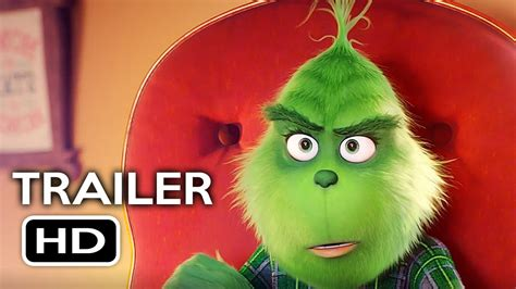 The Grinch Official Teaser Trailer #1 (2018) Benedict