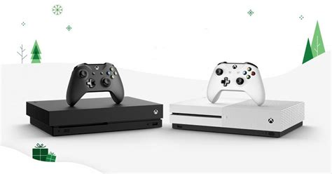 Xbox One X and Xbox One S consoles and bundles are $100