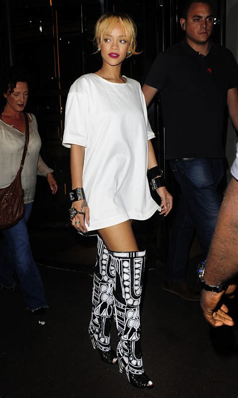 Current Obsession : Thigh High Boots   Lauren Messiah