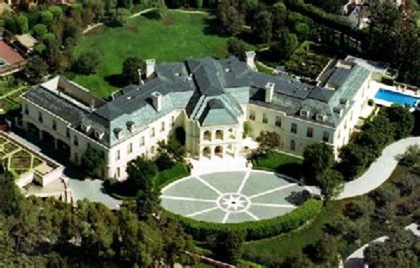 Spelling Mansion Up For Grabs For a Cool $150 Million - We