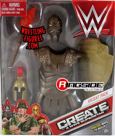 Knight Pack - WWE Create-A-Superstar Accessory Pack WWE