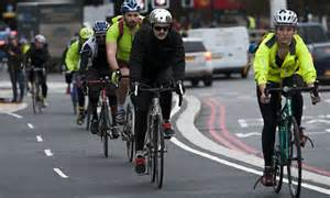 Are cycle helmets really safe? People take greater risks