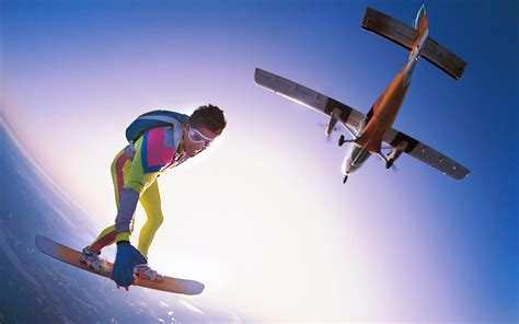 What Is So Appealing to People About Extreme Sports