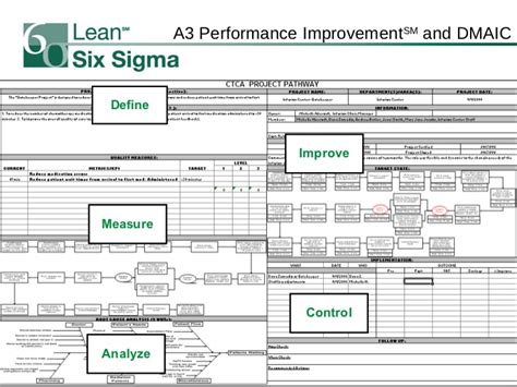 Cancer Treatment Centers of America Case Study: Lean Six