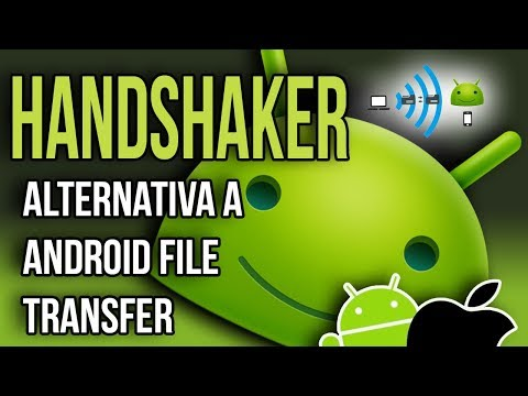 HandShaker file transfer softwar for Android and Mac free