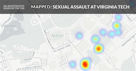 A third of sexual assaults reported at Virginia Tech occur