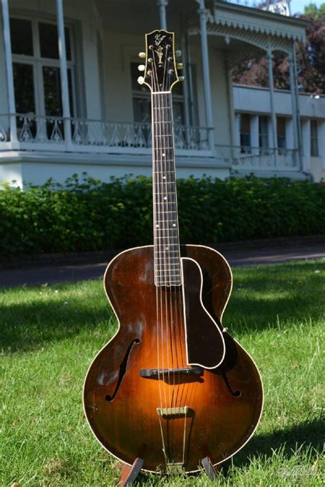 Gibson L5 Lloyd Loar Signed With Virzi 1924 Guitar For