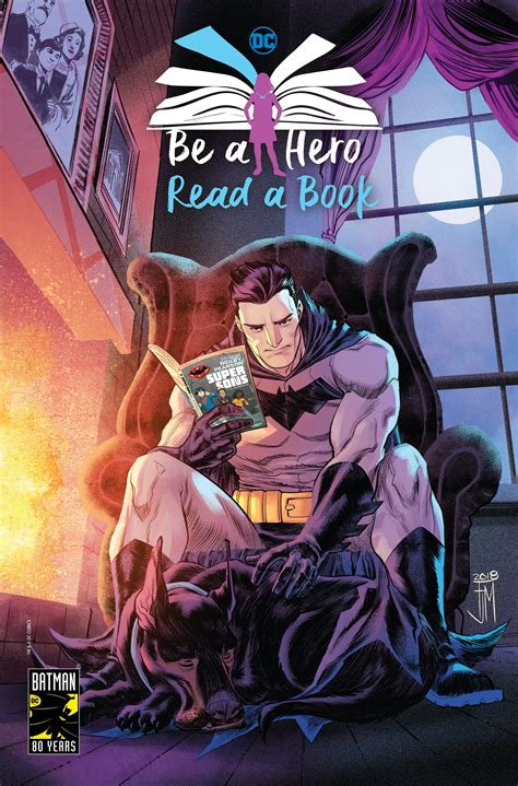 DC TO LAUNCH 'BE A HERO, READ A BOOK' AT ALA MIDWINTER