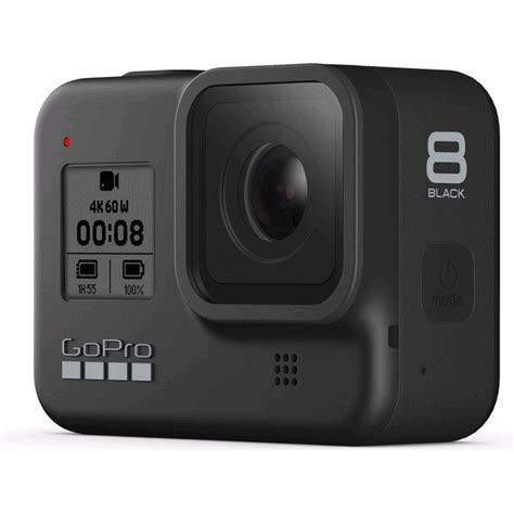 GoPro HERO8 — Waterproof Digital Action Camera with Touch