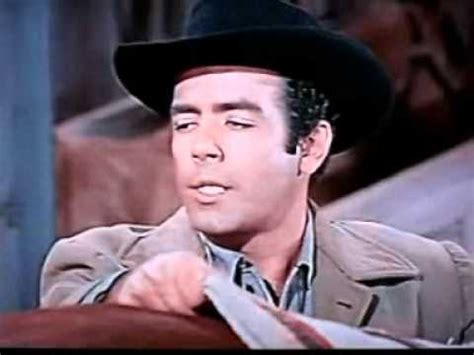 Pernell Roberts sings - Lily of the west - YouTube