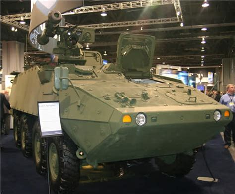 Javelin Launched from Protector RWS - Think Defence