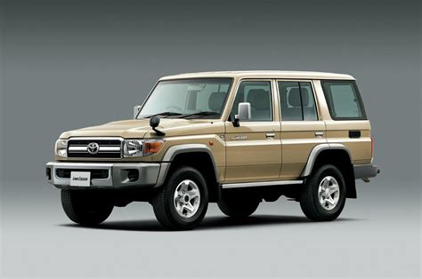 Toyota surprises with Land Cruiser 70 re-release