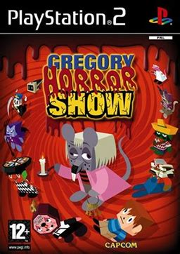 Gregory Horror Show (video game) - Wikipedia