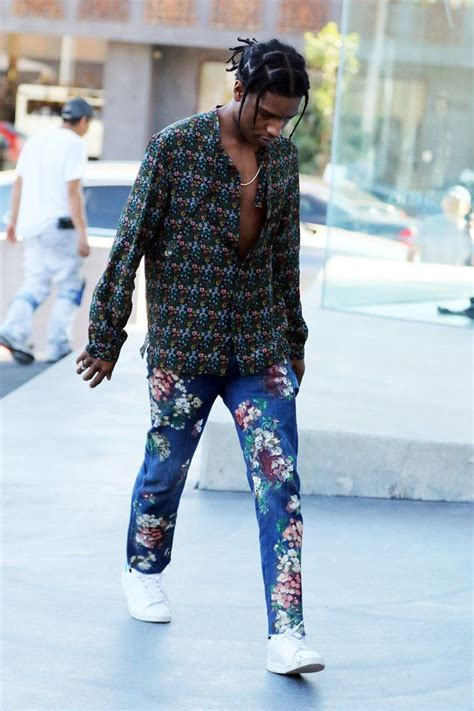 Why We're Taking Cues From A$AP Rocky's Pretty Boy Style