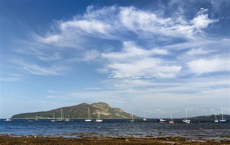 Holy Isle, Firth of Clyde - Wikipedia