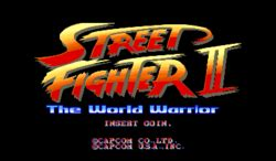 Street Fighter II — StrategyWiki, the video game
