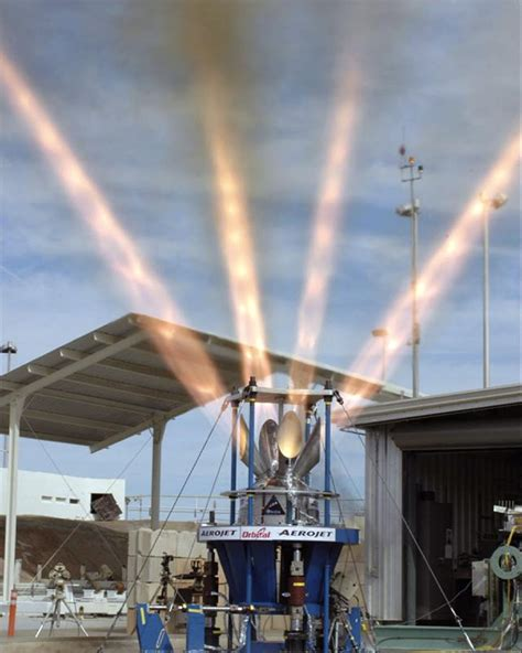 NASA - Orion Launch Abort System Jettison Motor Test