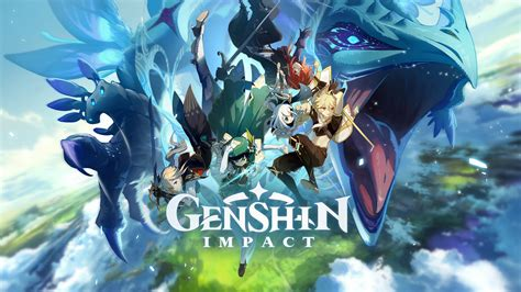 Genshin Impact Coming to PS4 Next Month; PlayStation