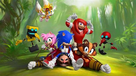 Game Informer Is Now A Part Of Sonic The Hedgehog's