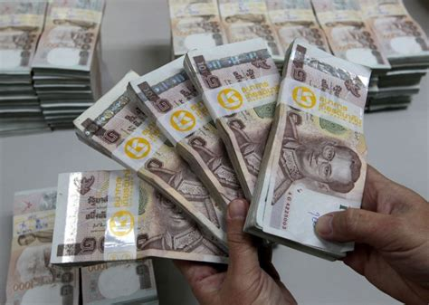 Thai Baht Rallies to Eight-Month High on Trade Data, but