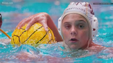 How a family is using water polo to honor the memory of