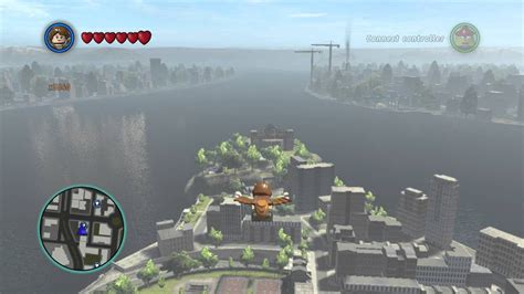 LEGO Marvel Superheroes - Squirrel Girl Glides Across the
